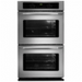 3.5/ 3.5 Cf Upper/ Lower Capacities, Ready-Select Oven Controls, Even Baking Technology, Delay Start/ Delay Clean Options, Extra Large Oven Windows