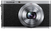 Fujifilm - XF1 12.0-Megapixel Digital Camera - Black