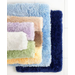 "Martha Stewart Collection Bath Rugs, Bedford Memory Foam 17"" x 23"" Rug"