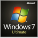 Windows 7 Ultimate SP1 64-bit - System Builder (OEM) - Windows
